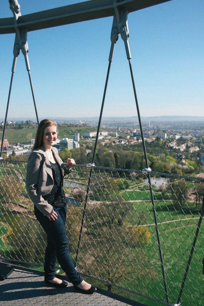 Bild Stuttgart Höhenpark Killesberg Portrait