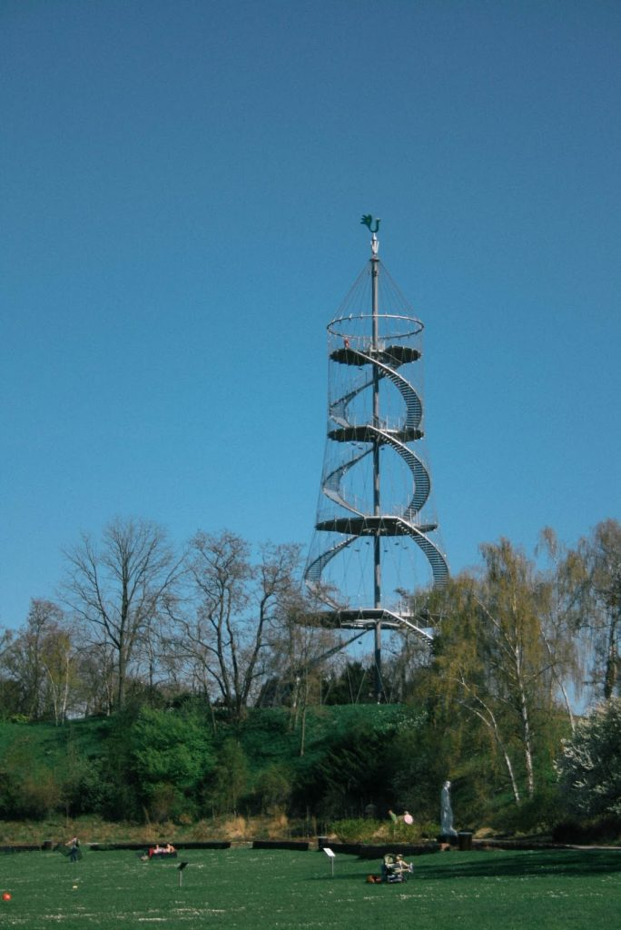 Bild Stuttgart Höhenpark Killesberg Aussichtsturm
