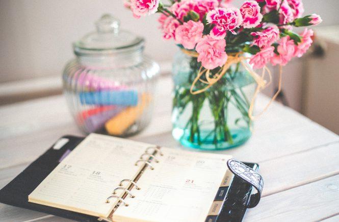 using a calendar for more productivity